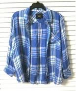 KIDS GIRLS Rails Plaid Button Up Shirt sz 14 / Womens XS - $39.58