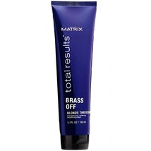 Matrix Total Results Brass Off Blonde Threesome 5oz - $24.00