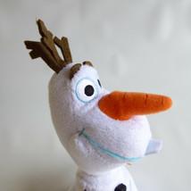 TY Disney Olaf Beanie Babies Frozen Stuffed Animal Plush Snowman Baby (n... - $4.95