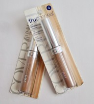 Try Conceal Covergirl Concealer Lot of 2 .24 fl Ounce Shade 2 - $11.87