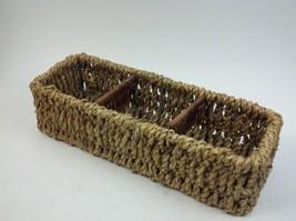 Sugar Packet Tea Bag Serving Basket - $17.45