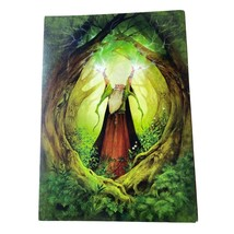Earth Fairy Blank Tree Free Greeting Cards Pack of 6 - $9.99