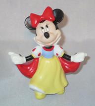 Minnie Mouse Snow White Precious Moments Disney Princess I Am Sweet NWOB... - $35.63