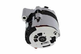 GM CS130 Style 160 Amp Alternator with Serpentine Pulley image 4