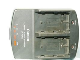 Canon CA-PS400 Dual Battery Charger fits BP-511 / BP-511A  - $25.00