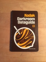 Kodak Darkroom Dataguide Book - 5th Edition, First 1976 edition