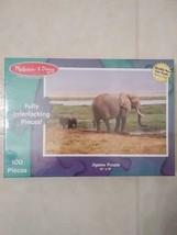 Melissa & Doug Elaphant Jigsaw Puzzle (100 pcs) - $19.79