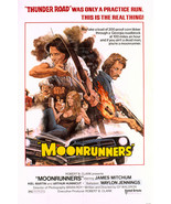 Moonrunners 1975 UNRELEASED DVD. FREE FAST SHIPPING. US SELLER - $11.00