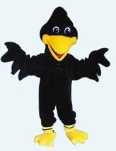 Crow Mascot Costume Adult Crow Costume For Sale - $299.00