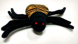Teeny Beanie Baby Spinner the Spider Plush Stuffed Animal - $5.69