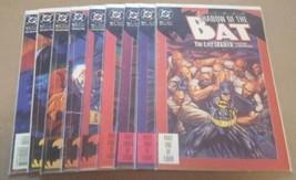 Batman: Shadow of the Bat #1, 2, 3, 4, 7, 16, 17,19, 20, - $16.00