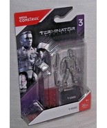 Mega Construx Terminator 3 T-1000 GBG36 2018 FND62 Heroes Series Schwarz... - $14.84