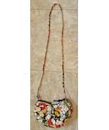Vera Bradley Frannie Poppy Fields Purse Crossbody bag OOP Vera Bradey co... - $29.69