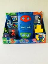 PJ Masks Fold N Go Headquarters Play Set w/ Mini Figures Disney Junior - $24.72