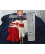 1964 BARBIE BUBBLE CUT DOLL W/ # 977 SILKEN FLAME AND #939 RED FLAME OUT... - $158.35