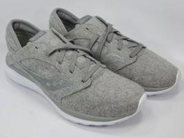 Saucony Kineta Relay Wool Men's Running Shoes Size 9 M EU 42.5 Grey S25244-45