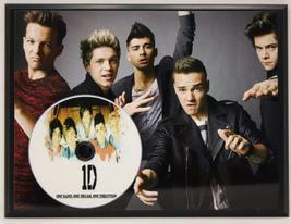 One Direction Limited Edition Picture Disc CD Rare Collectible Music Display - $56.95