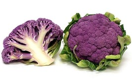 SHIP From US, 50 Seeds Cauliflower Seeds, DIY Healthy Vegetable AM - $21.99