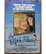 "Original The Fifth Floor 1979 movie poster Bo Hopkins  27"" x 41"" - $29.14"
