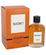 Joop Wow Cologne  By Joop! for Men 3.4 oz Eau De Toilette Spray - $56.95