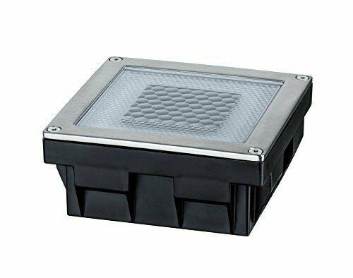 Paulmann 937.74 empotrable para Suelo, Solar, 0.24W LED, Acero Inoxidable, IP67 image 4