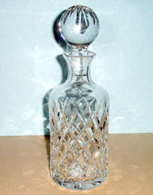 Lenox Crystal Irish Spring MacKenna Decanter Made in Ireland 24oz #85712... - $84.90