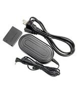 AC Adapter Kit ACK-E12 + DC Coupler DR-E12 for Canon EOS-M, EOS M2, EOS ... - $17.93