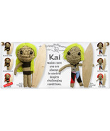 Kamibashi Kai the Surfer Boy The Original String Doll Gang Keychain Clip - $10.99