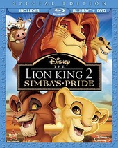 Disney The Lion King 2 Special Edition DVD + Blu-ray