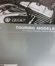 2015 Harley Davidson Touring Models Service Shop Manual Set W Police Supplement - $277.15
