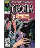 The Wedding of Dracula Comic Book #1 Marvel Comics 1993 NEW UNREAD NEAR ... - $3.99