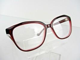 NEW LIU JO  LJ 2662 (674) Burgundy Rose 53 x 14 135 mm Eyeglass Frame - $42.04