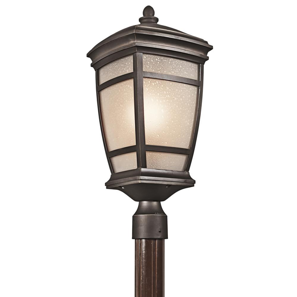 Primary image for Kichler 49274RZ Mcadams Outdoor Post Light