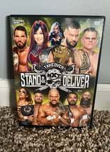 NXT - TakeOver: Stand & Deliver DVD (Day One & Day Two) - $32.00