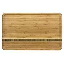 Totally Bamboo 20-1840 Cutting Board, Dominica 20 x 12/5-inch - $34.48