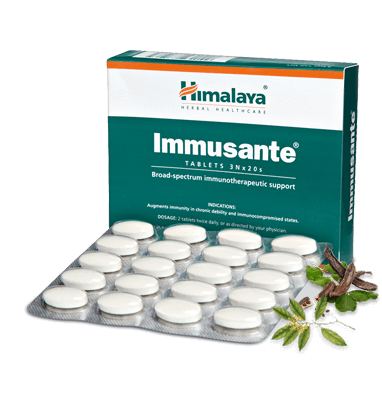 Primary image for Himalaya Herbal Immusante Tablets, increase immunity and disease resistance