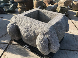 Antique Edo-Meiji Period Well Enclosure Stone Izutsu - 0701-0014 - $6,400.00
