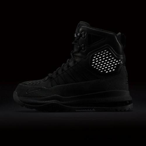 0c37dd5c2694 NIKE ZOOM SUPERDOME ACG TACTICAL LEATHER BOOTS BLACK SIZE 9 NEW (654886-040)