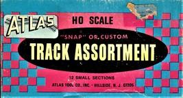 HO Scale Atlas Track Assortment - $4.95