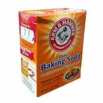 Hammer Pure Baking Soda Arm, 02 boxes x 454 grams (1 lb), Fresh Box for ... - $12.86