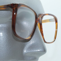 Mega Reading Glasses +1.50 Oversize Lens Classic Root Beer Brown Frame - $14.97
