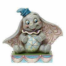 *Disney Tradition Jimushoa Dumbo Sitting pose Disney figure 3.25 inches - $57.48