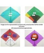 Indian Kite Patang Set of 20 Assorted Paper Kites Colorful Kites - $26.64
