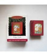 1993 Hallmark Humpty Dumpty Mother Goose Ornament - 1st in Series - QX528-2 - $5.99