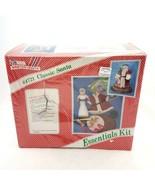Vintage Westrim Crafts Classic Santa Globe Figure Christmas Craft Kit # ... - £28.68 GBP