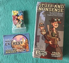 Stuff and Nonsense Card Game - Limited Time Holiday Gift Pack - $30.00