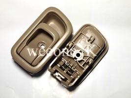 Interior Door Handle Cream LH/RH For Nissan Frontier Navara D22 Pickup 1998-2004 - $24.64