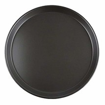 Pizza Pan, Round Cake Pan, Nonstick Pizza Tray, Heavy Duty Carbon Steel ... - £8.88 GBP
