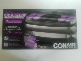 Conair Xtreme Instant Heat Super Jumbo Hot Rollers, open box - $23.74