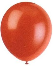 "144 Balloons - 12"" Latex Balloons - Red - Birthday Party / Wedding / Luau / Anni - $16.95"